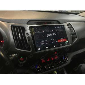 Автомагнитола IQ NAVI TS9-1711CFHD Kia Sportage III (SL) (2010-2016)
