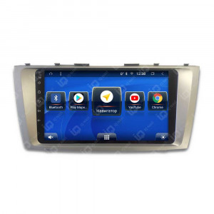 "Автомагнитола IQ NAVI TS9-2902CFHD Toyota Camry (XV40) (2006-2011) под рамку 9"""