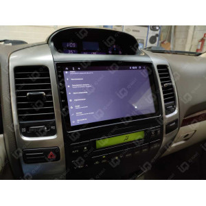 "Автомагнитола IQ NAVI TS9-2910CFHD Toyota Land Cruiser Prado 120 (2002-2009) 9"" DSP (5 CH) + 4G SIM + Carplay"