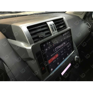 Автомагнитола IQ NAVI TS9-2912CFHD Toyota Land Cruiser Prado 150 Restyle (2013-2017)
