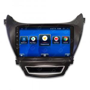 """Переходная рамка IQ NAVI PF-1601 для Hyundai Elantra V (MD) (2010-2014) 9"""""""