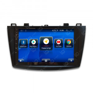 "Переходная рамка IQ NAVI HF-1901 для Mazda 3 (BL) (2009-2013) 9"""