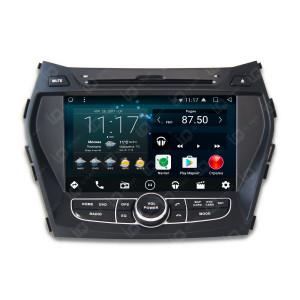 """Автомагнитола IQ NAVI D4-1607 Hyundai Santa Fe (DM) (2012-2018) 8"""""""