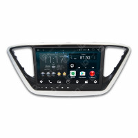 """Автомагнитола IQ NAVI T44-1617 Hyundai Solaris II (2017+) 9"""""""