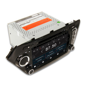 "Автомагнитола IQ NAVI D58-1708 Kia Rio III (2011-2016) 8"""