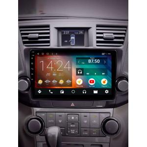"""Магнитола IQ NAVI P4/P6-2915 для Toyota Highlander II (XU40) (2007-2014) с рамкой 10,1"""""""