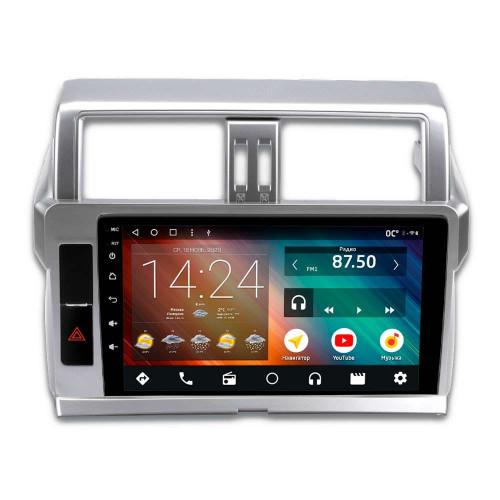 Магнитола IQ NAVI P4/P6-2912KFSHD для Toyota Land Cruiser Prado 150 Restyle (2013-2017)