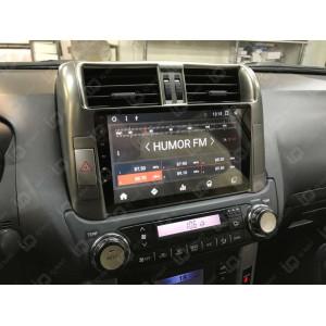 Магнитола IQ NAVI P4/P6-2911 для Toyota Land Cruiser Prado 150 (2009-2013)