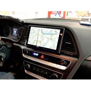 Магнитола IQ NAVI P4/P6-1619 для Hyundai Sonata VII Restyle (LF) (2017-2019)