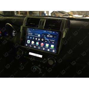 "Автомагнитола IQ NAVI T58-2912C Toyota Land Cruiser Prado 150 Restyle (2013-2017) 10,1"""