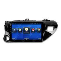 Автомагнитола IQ NAVI TS9-2923CFHD Toyota Hilux VIII (2015+)
