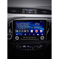 Магнитола IQ NAVI P6K-2923FS Toyota HIlux VIII (2015+)