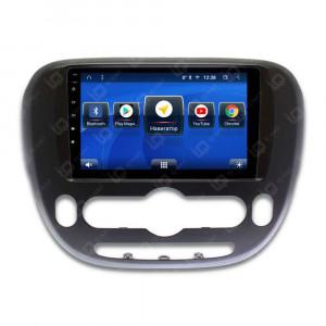 Автомагнитола IQ NAVI TS9-1725CFHD Kia Soul II (2015-2019) (для авто с автоматическим климат-контролем)