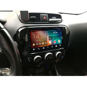 Магнитола IQ NAVI P4/P6-1725 для Kia Soul II (2015-2019) (для авто с автоматическим климат-контролем)