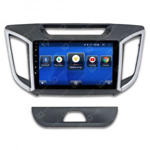 """Автомагнитола IQ NAVI TS9-1625CFHD Hyundai Creta (2016+) с рамкой 9"""""""