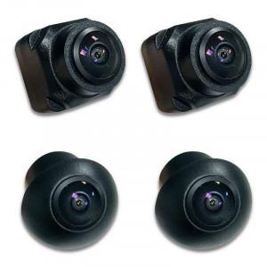 Система кругового обзора 360 (4 камеры AHD)