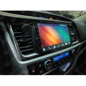 """Автомагнитола IQ NAVI T58-2916PFS Toyota Highlander III (XU50) (2014+) 10,1"""""""