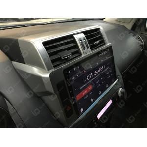 "Автомагнитола IQ NAVI T58-2912PFS Toyota Land Cruiser Prado 150 Restyle (2013-2017) 10,1"""