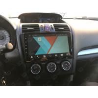 "Автомагнитола IQ NAVI T58-2704 Subaru Forester (2013+) / Impreza (2012-2016) / XV (2011-2016) 9"""