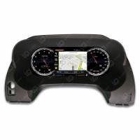Электронная приборная LCD-панель IQ NAVI LCD-TY01 для Toyota Land Cruiser Prado 150 (2009-2017)