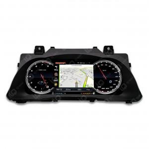 Электронная приборная LCD-панель IQ NAVI LCD-TY02 для Toyota Highlander III (XU50) (2014+)