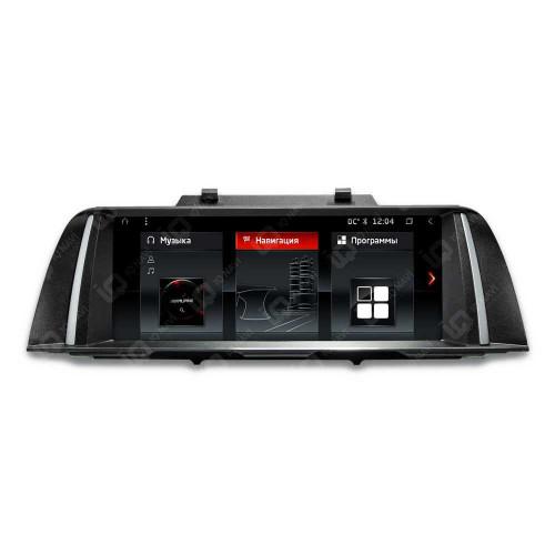 """Автомагнитола IQ NAVI T54-1104C BMW 5er (F10 / F11) (2010-2013) 10,25"""" AUX с Carplay"""