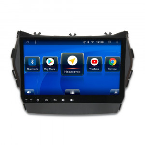 """Автомагнитола IQ NAVI T58-1607C Hyundai Santa Fe III (DM) (2012-2018) 9"""""""