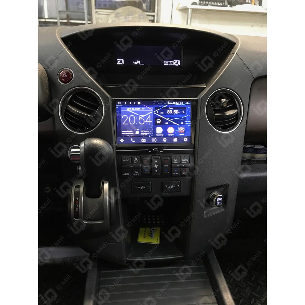Автомагнитола IQ NAVI T58-1508C Honda Pilot II (2006-2015) 7