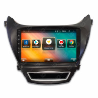 """Автомагнитола IQ NAVI T58-1601 Hyundai Elantra (MD) (2010-2016) 9"""""""