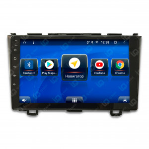 """Автомагнитола IQ NAVI T54-1506CFHD Honda CR-V III (2007-2012) 9"""" с Carplay и DSP"""