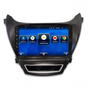 """Автомагнитола IQ NAVI T54-1601CFHD Hyundai Elantra (MD) (2010-2016) 9"""" с Carplay и DSP"""