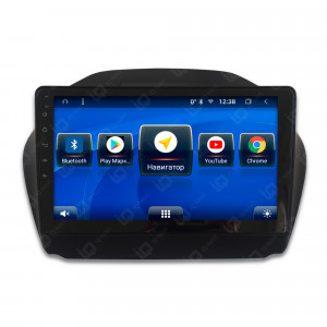 "Автомагнитола IQ NAVI T54-1614CFHD Hyundai IX35 (2009-2015) 10,1"" с Carplay и DSP"