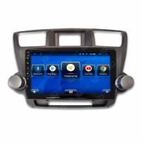 """Автомагнитола IQ NAVI T54-2915CFHD Toyota Highlander II (XU40) (2007-2014) 10,1"""" с Carplay и DSP"""
