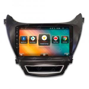 Магнитола IQ NAVI TS9-1601PFHD Hyundai Elantra V (MD) (2010-2014)