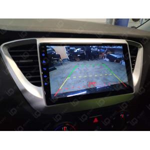 Магнитола IQ NAVI TS9-1617PFHD Hyundai Solaris II (2017+)