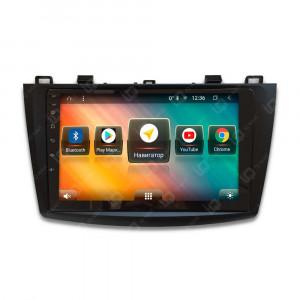 Магнитола IQ NAVI TS9-1901PFHD Mazda 3 (BL) (2009-2013)