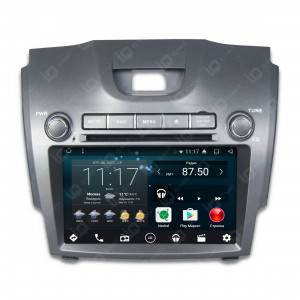 """Автомагнитола IQ NAVI D4-1207 Chevrolet Trailblazer II (2012-2016) 8"""""""