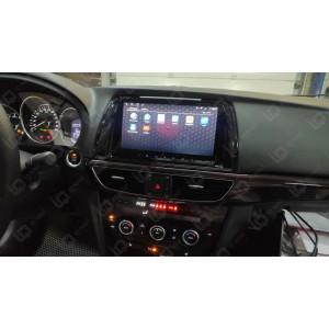 Магнитола IQ NAVI TS9-1908PFHD Mazda 6 (GJ) (2012-2015)