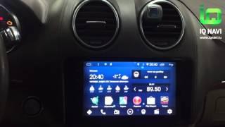 Обзор ПОСЛЕ УСТАНОВКИ автомагнитолы IQ NAVI T44-1002C Mercedes GL X164 | ML W164 (Android 4.4.x)