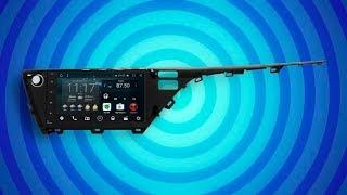 Магнитола на Андроиде IQ NAVI Тойота Камри 2018