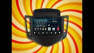 Магнитола IQ NAVI на Андроиде Шевроле Круз