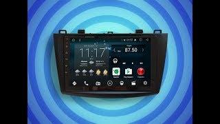 Магнитола IQ NAVI на Андроиде для Мазда 3 (BL)