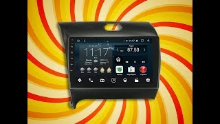 Магнитола IQ NAVI на Андроиде для Киа Церато