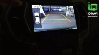 Обзор автомагнитолы IQ NAVI T44-1607C Hyundai Santa Fe DM (2012+) 9