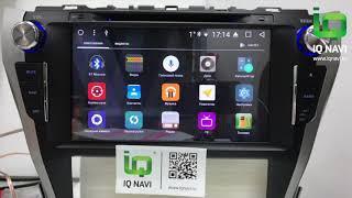 Обзор прошивки IQ NAVI (v 0.75) для магнитол платформы Allwinner T8 | T3 | R16