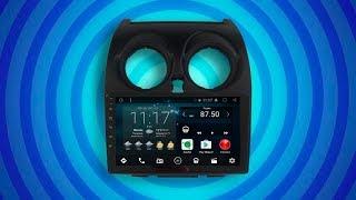 Магнитола IQ NAVI на Андроиде для Ниссан Кашкай J10