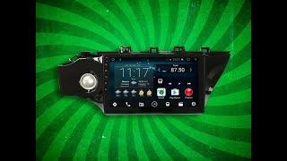Магнитола IQ NAVI на Андроиде для Киа Рио 4