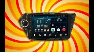 Магнитола IQ NAVI на Андроиде для Киа Рио 3